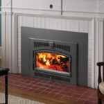 Lopi Cape Cod Flush Wood Hybrid-Fyre